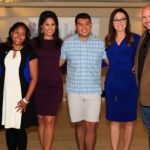 NAHJ Chicago Chapter 2017 scholarship check presentations